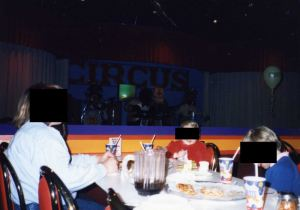 Elegant dining at Circus Circus