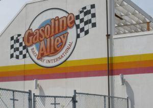 Gasoline Alley!