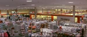 Another view of an old skool Target