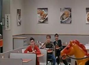 Target Food Avenue looks like a hospital cafeteria